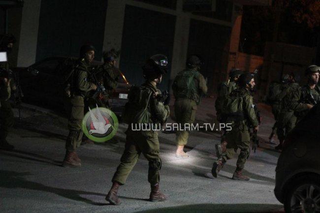 الاحتلال يعتقل 7 مواطنين من بيت لحم