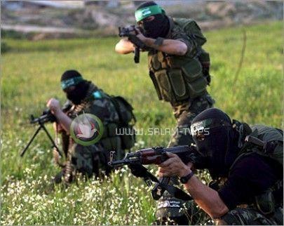 كتائب القسام تهاجم مواقعا للاحتلال بالصواريخ على حدود غزة