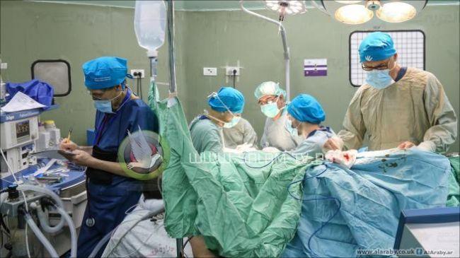 غزة: تشكيل لجنة تحقيق في خطأ طبي تسبب في تهتك قدم رضيعة