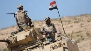 استشهاد 6 رجال امن مصريين بهجوم مسلح