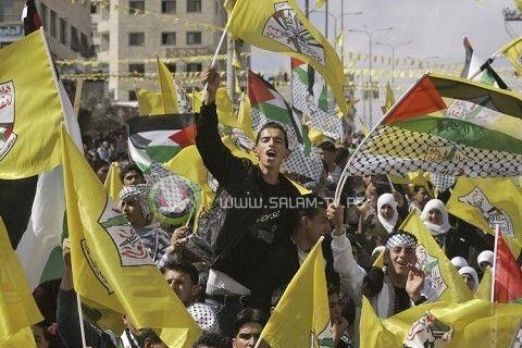 حركة فتح تفصل 70 من اعضائها وكوادرها في الضفة الغربية