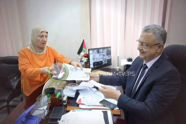 مكرمة رئاسية لعدد من الحالات الإنسانية في محافظة طولكرم