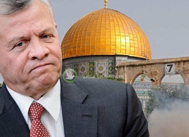 """الاردن يوجه مذكرة احتجاج رسمية لــ """"اسرائيل"""""""