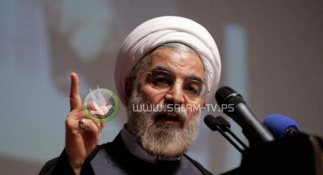 روحاني: إيران سُتفشِل صفقة القرن وغزة لن تستسلم