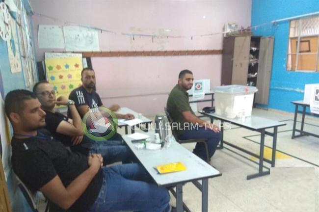 بدء انتخابات الإعادة في 5 هيئات محلية في الضفة