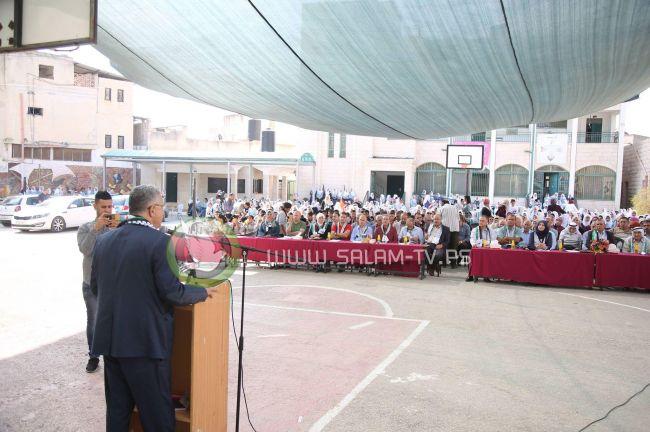 مهرجان دعم وتأييد للرئيس في طولكرم