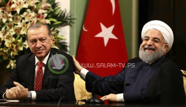تركيا ترفض طلب الولايات المتحدة بقطع علاقاتها مع إيران