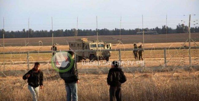 إصابة مزارع برصاص الاحتلال في القدم شرق مخيم المغازي