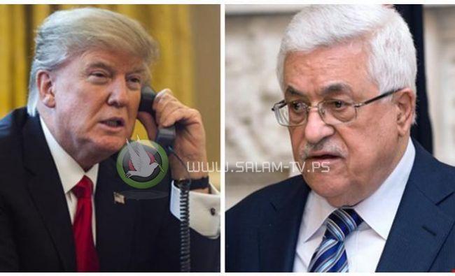 عائلات إسرائيلية تطالب ترامب بمنع دخول عباس للولايات المتحدة
