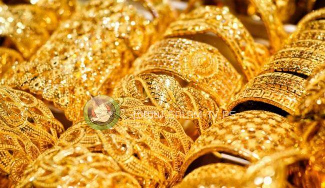 المواطنون الفلسطينيون يملكون 100 طن من الذهب