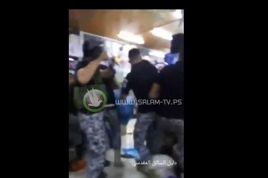 الضابطة توضّح فيديو اعتداء افرادها على مواطنين