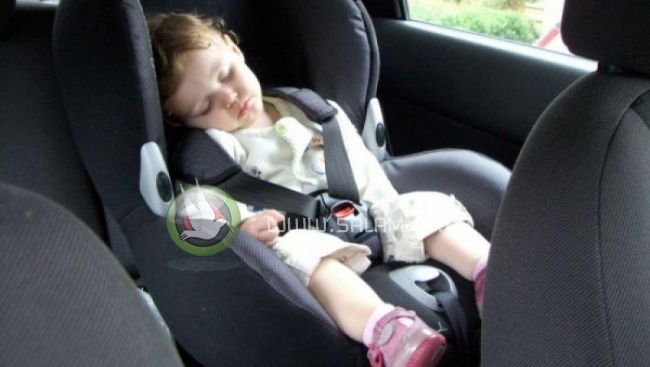 نسيان الأطفال داخل المركبات :أرقام مفزعة ونشرات تحذير مهمة