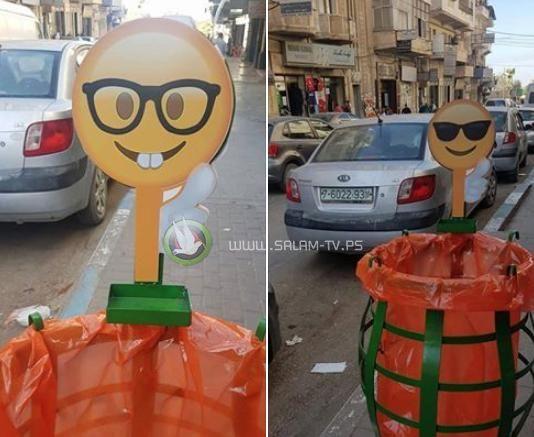 """""""نواة"""" لتحسين مستوى النظافة في نابلس"""