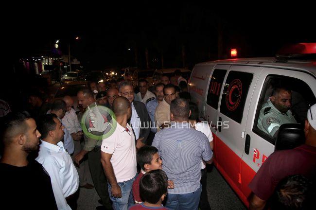 قوات الاحتلال تسلم جثمان الشهيد قتيبة زهران
