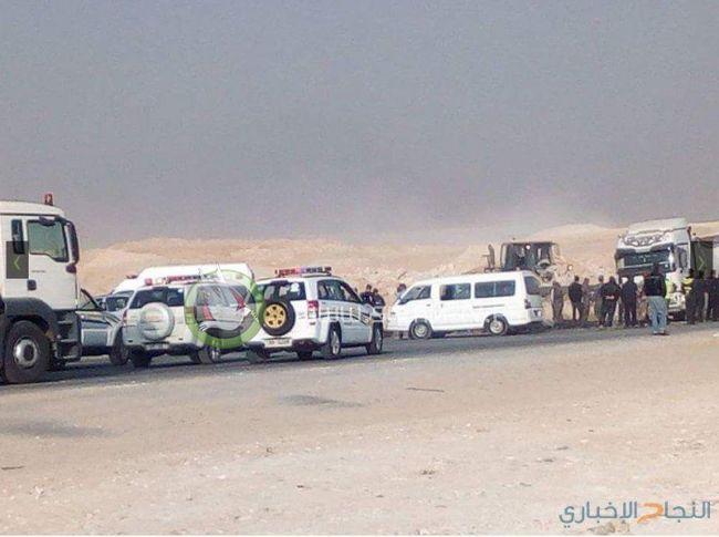 حادث مروّع يودي بحياة 5 أردنيين