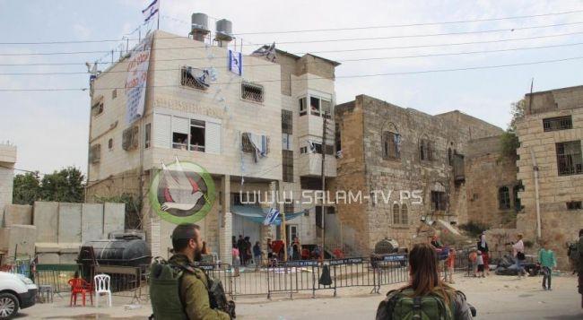العليا الاسرائيلية تقضي باخراج المستوطنين من مبنى ابو رجب في الخليل
