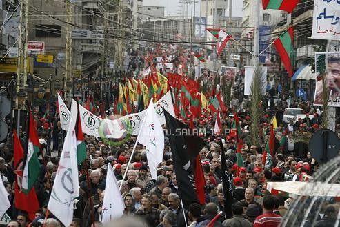 مسيرات في مدن الضفة لقطع الطرق على المستوطنين