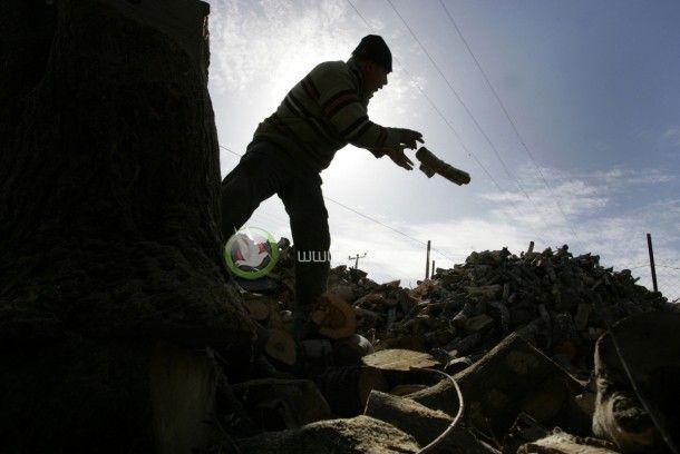 وفاة عامل فلسطيني في موقع للبناء