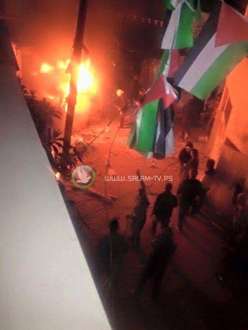 الإعلام الإسرائيلي يحرّض على مخيم قلنديا