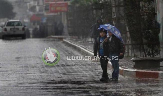منخفض جديد يضرب فلسطين بعد اقل من 72 ساعة