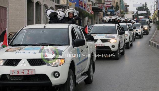 الشرطة تقبض على 69 مطلوبا وتتلف 60 مركبة غير قانونية