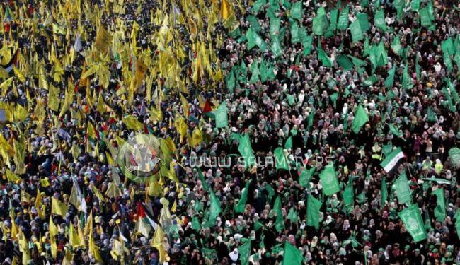 حماس : حركة فتح مصرة على التفرد والانعزال عن الكل الوطني