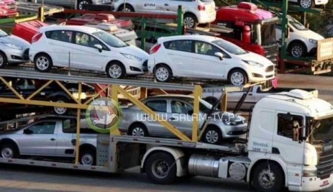 الحكومة تقرر السماح باستيراد السيارات المستعملة