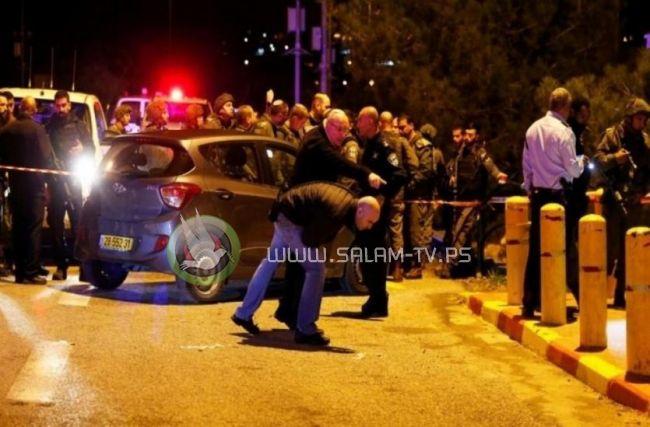 إصابة شاب بزعم محاولته طعن شرطي إسرائيلي