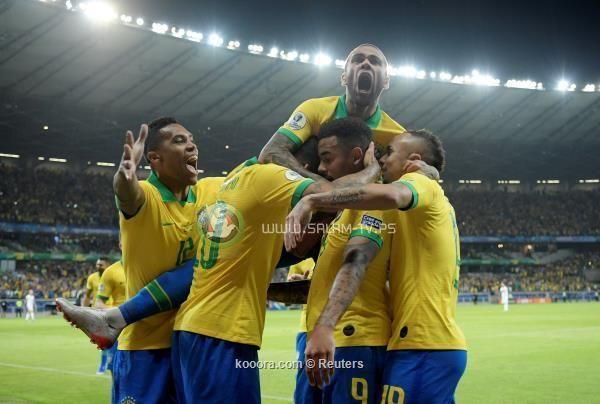 فيديو: البرازيل تنهي مغامرة الارجنتين وتهزمها بثنائية