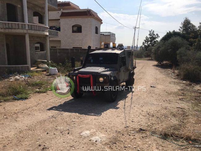 طولكرم: جيش الاحتلال ينسحب من محيط منزل المطارد نعالوة خالي الوفاض