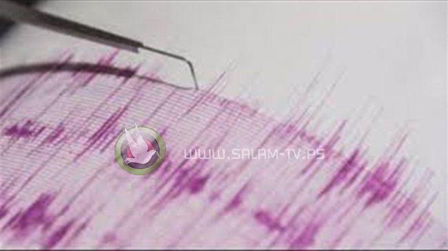 زلزال بقوة 4,5 درجات يضرب منطقة قريبة من منشأة نووية إيرانية