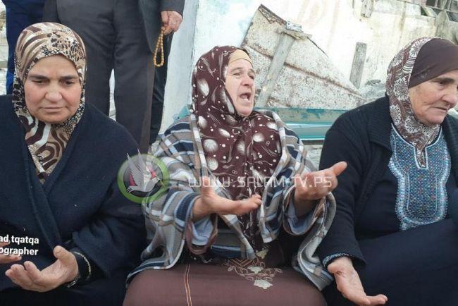 هدم عددا من المنازل في بيت كاحل بمحافظة الخليل