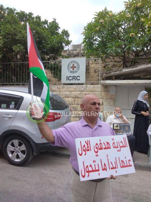 طولكرم: دعوات بالضغط على الاحتلال للإفراج عن الأسرى .. فيديو