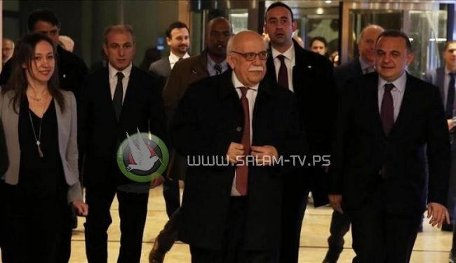 وزير السياحة التركي يصل تل أبيب لاول مرة منذ 7 سنوات