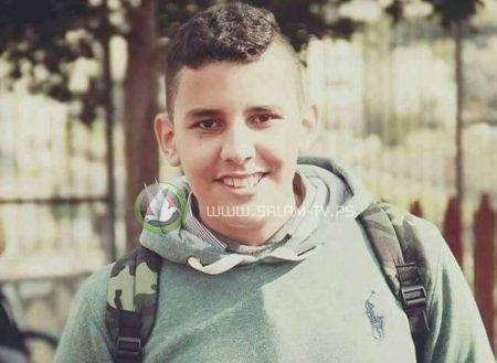 """الضابط الاسرائيلي الذي قتل الفتى """"بدران """" من رام الله لن يحاكم"""