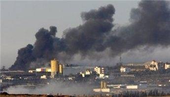 طائرات الاحتلال تدمر موقعا للقسام شمالي القطاع