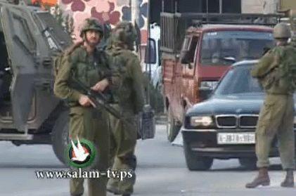 خلال شهر قوات الاحتلال تقتحم طولكرم 54 مره !!