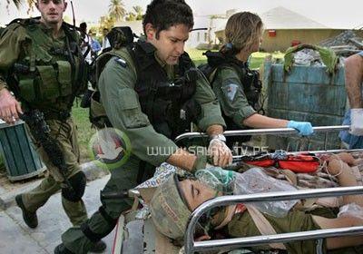 إصابة ثلاث جنود إسرائيليين بصاروخ سقط على اشكول