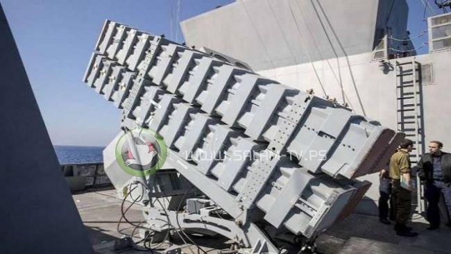 فنلندا تشتري صواريخ جبرائيل الإسرائيلية