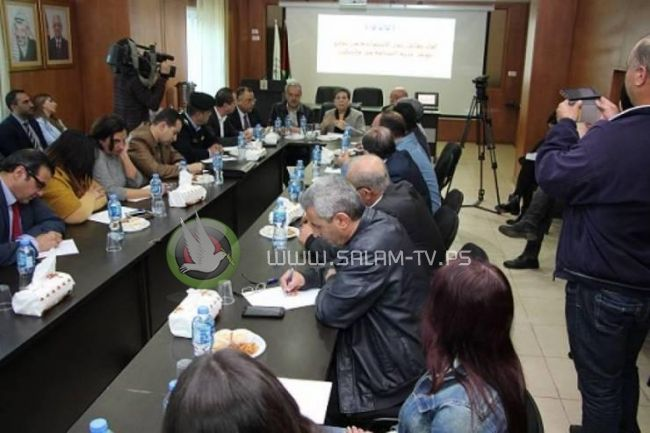 ملحم: الحكومة ستحرس الحريات الصحافية ولن يُعتقل أي صحفي