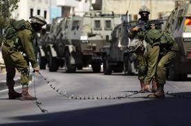 الاحتلال ينصب حواجز عسكرية على كافة مداخل طولكرم
