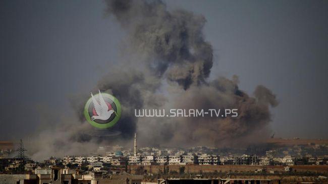 فصائل بصرى الشام توافق على التسوية الروسية في درعا