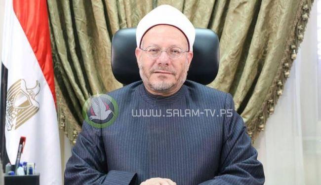 مفتي مصر يبيح الإفطار في الحر الشديد