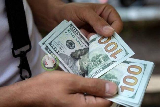 تراجع على أسعار صرف العملات