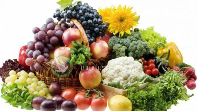 تناول الفواكه والخضروات بكثرة يحسن صحة عقلك