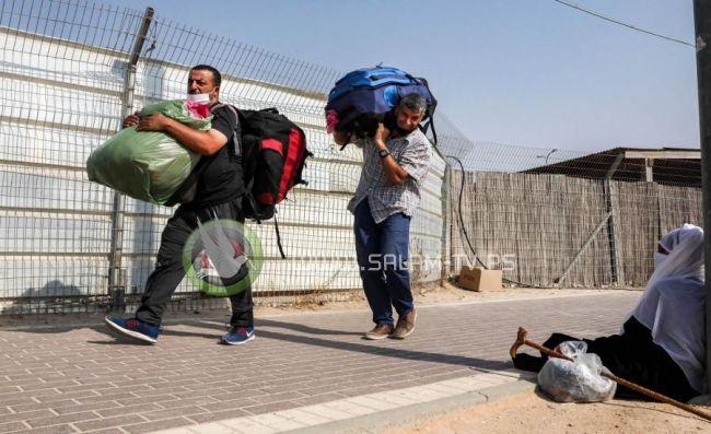 آلاف العمال الفلسطينيين فقدو عملهم في الداخل