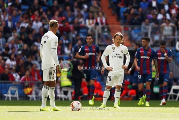 ريال مدريد يتجرع هزيمة جديدة في أسوأ استعداد للكلاسيكو