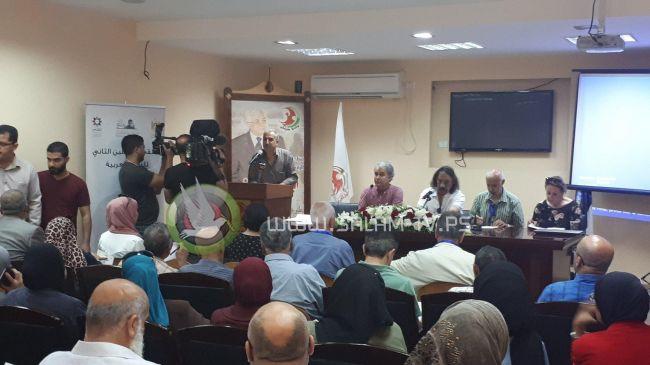 طولكرم: تواصل فعاليات ملتقى فلسطين الثاني للرواية العربية .. فيديو