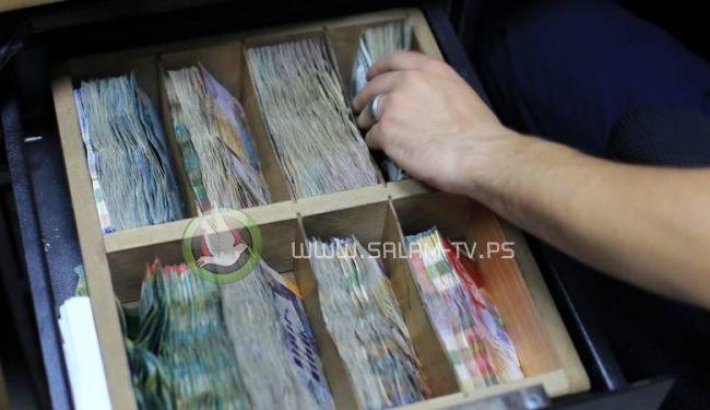 """""""اسرائيل """" تحول 2 مليار شيقل الى وزارة المالية"""