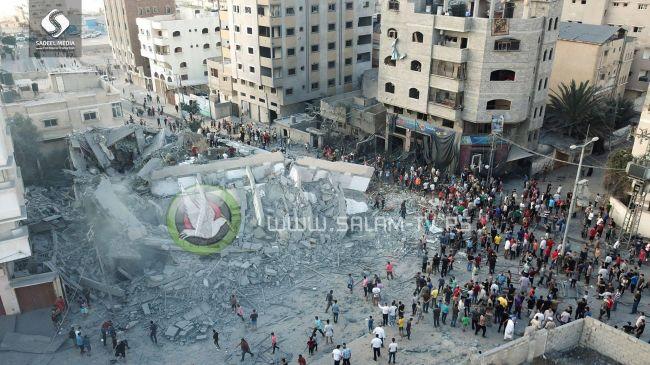الاحتلال دمر ذكريات الغزيين والمتنفس الثقافي الوحيد في غزة